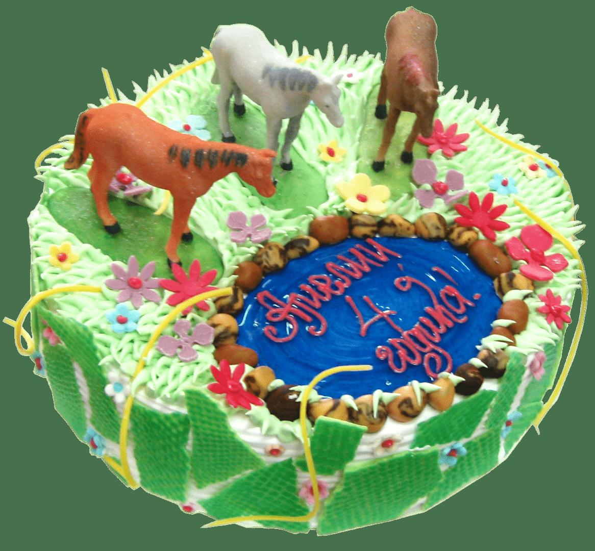 Торт детский-80 1