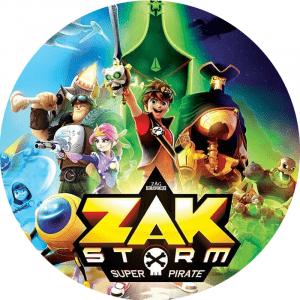 Зак Шторм-супер пират