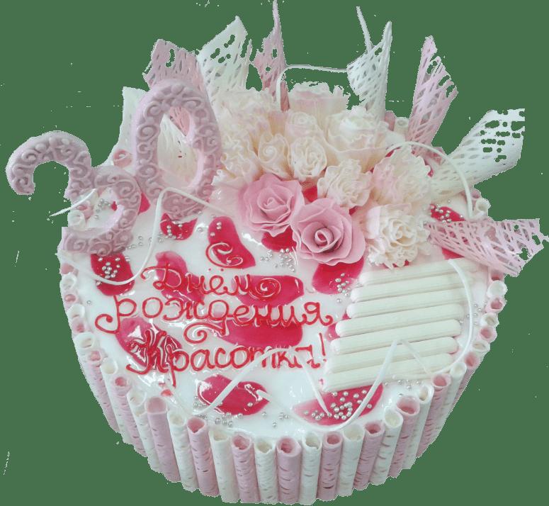 Торт праздничный-137 1