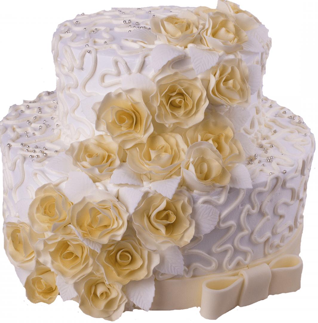 Торт свадебный-18 1