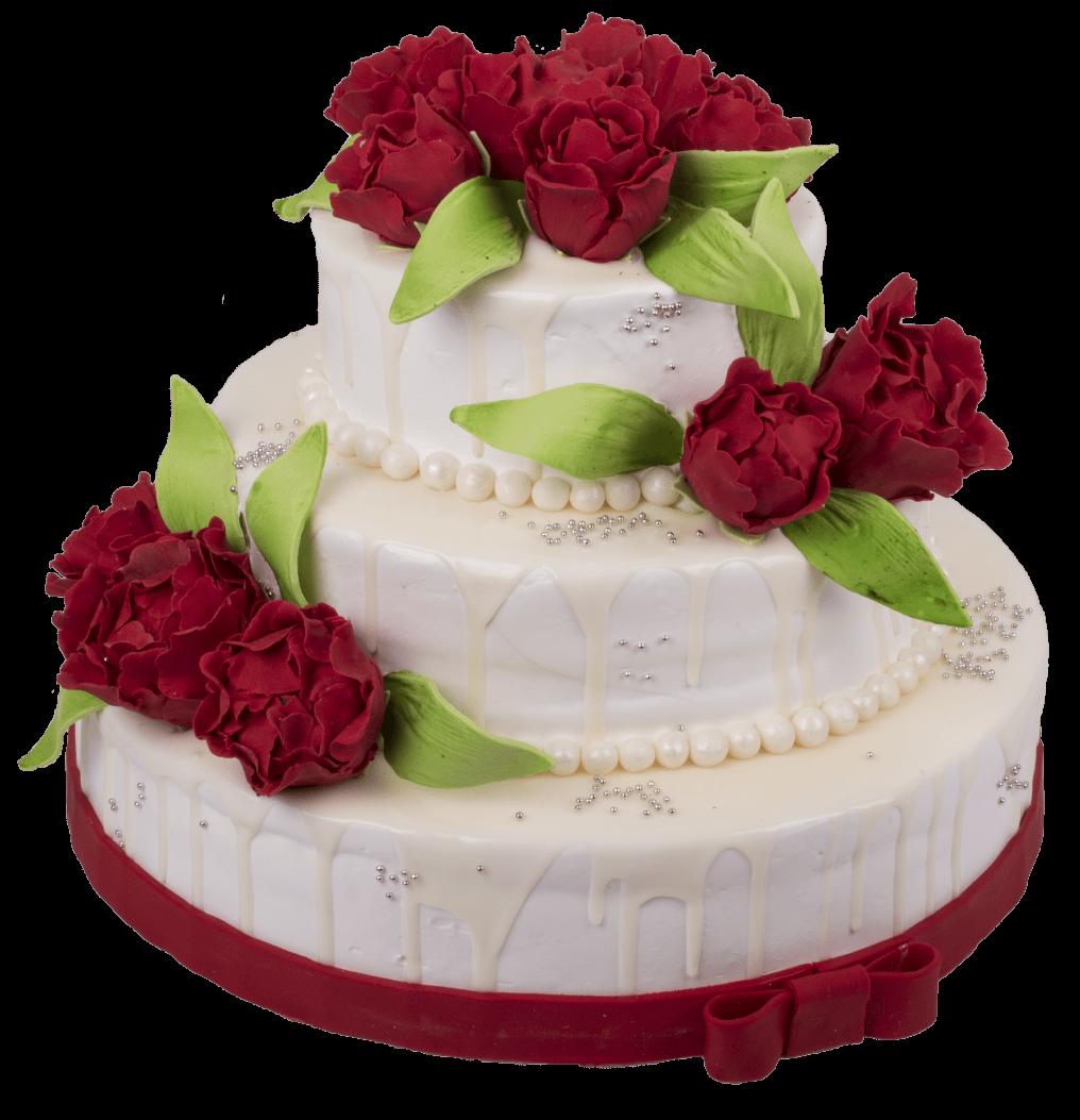 Торт свадебный-4 1