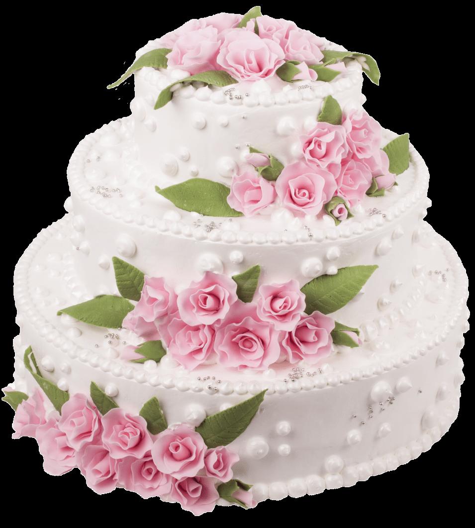 Торт свадебный-5 1