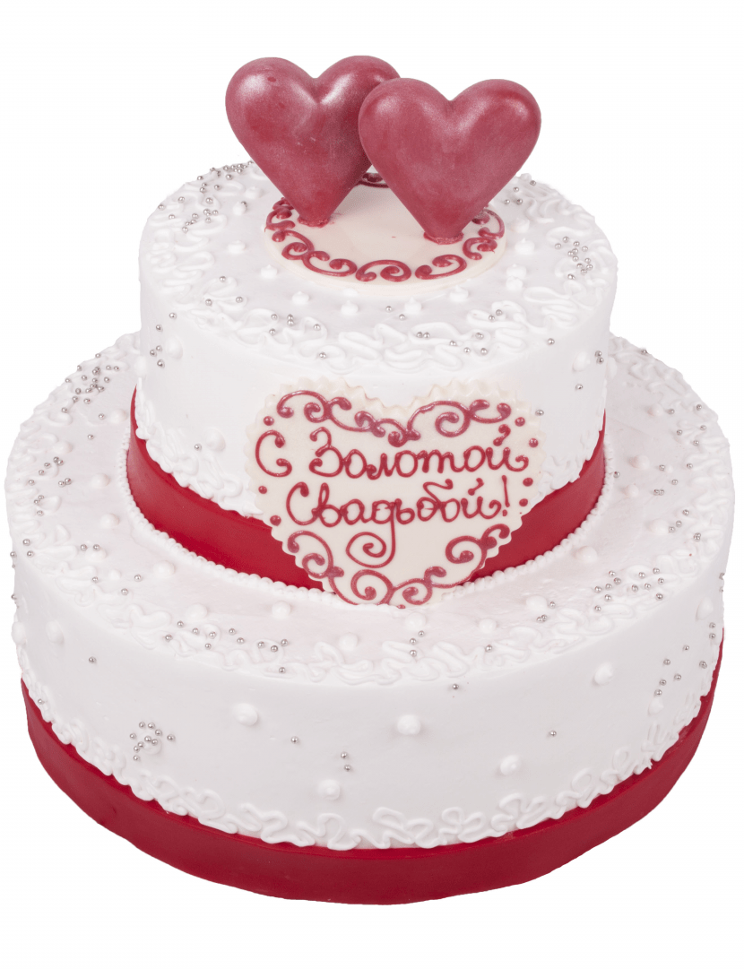 Торт свадебный-42 1