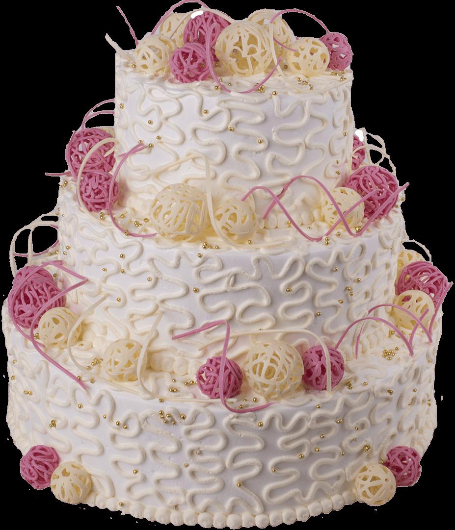 Торт свадебный-1 1