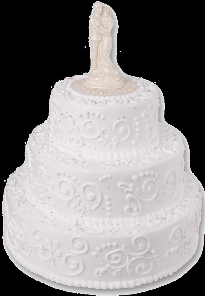 Торт свадебный-2 1