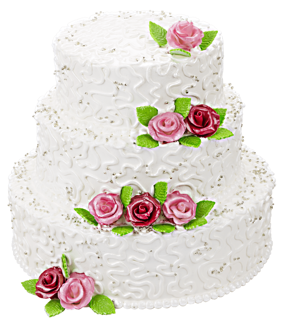Торт свадебный-45 1