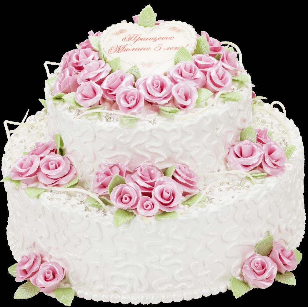 Торт свадебный-43 1