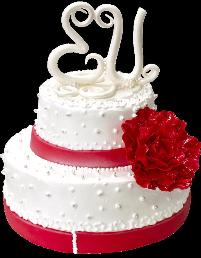Торт свадебный-40 1