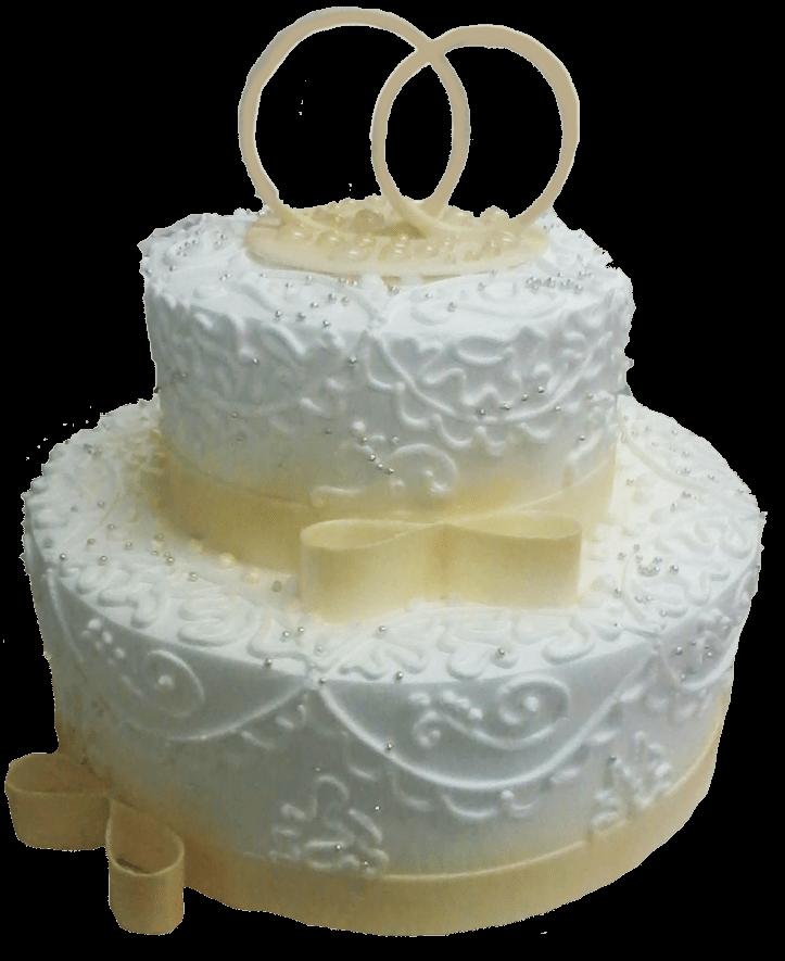 Торт свадебный-47 1
