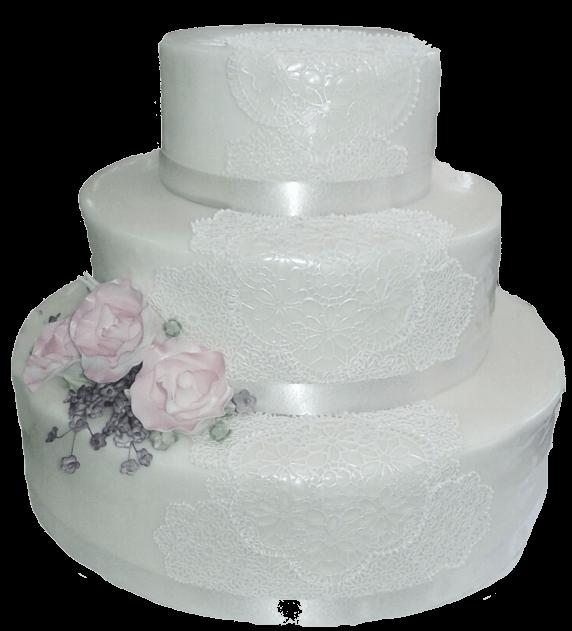 Торт свадебный-7 1