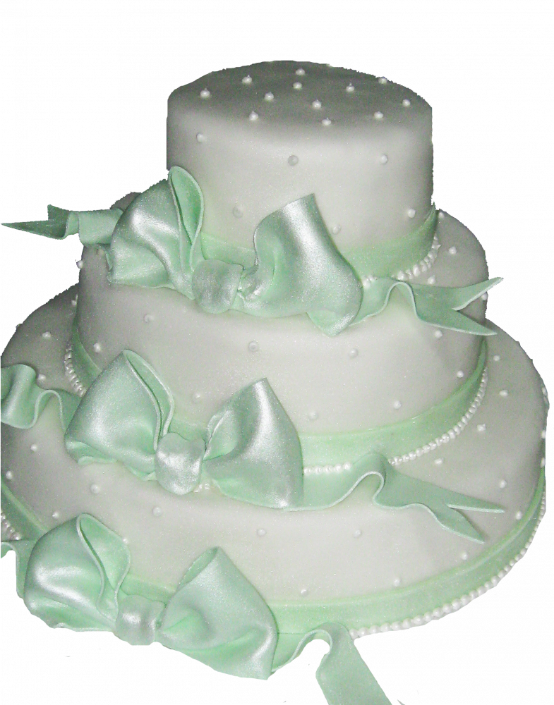 Торт свадебный-63 1