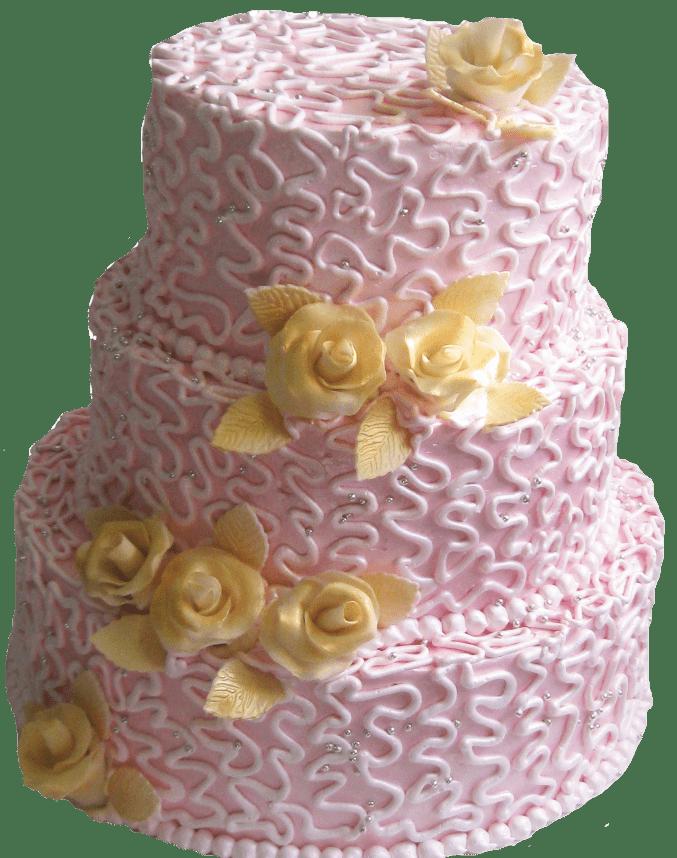 Торт свадебный-59 1