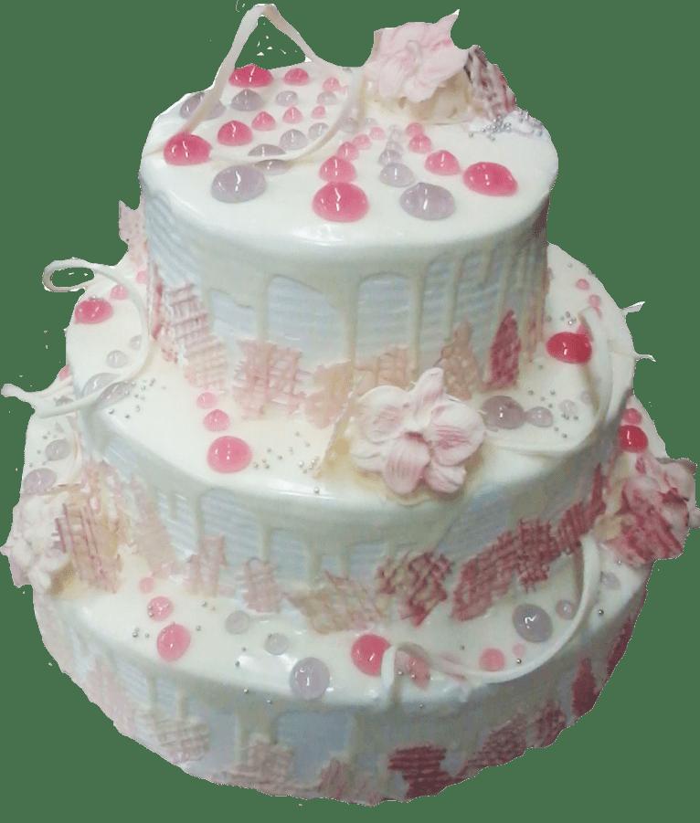 Торт свадебный-56 1