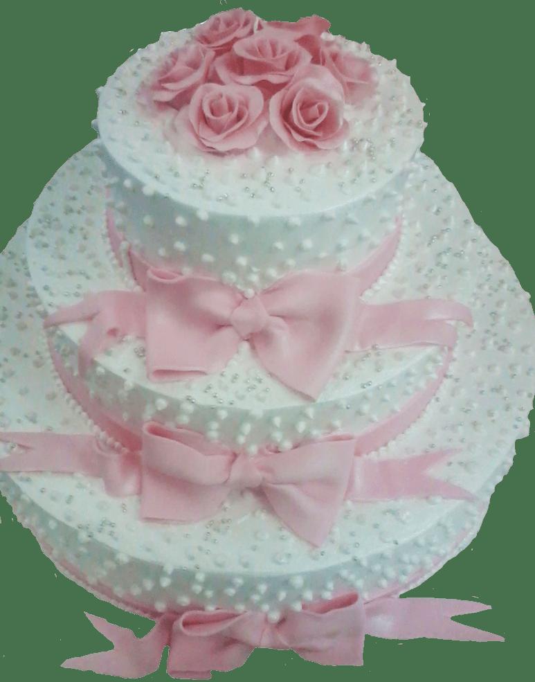 Торт свадебный-62 1