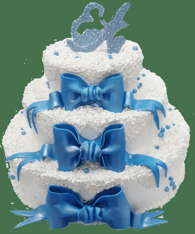 Торт свадебный-23 1