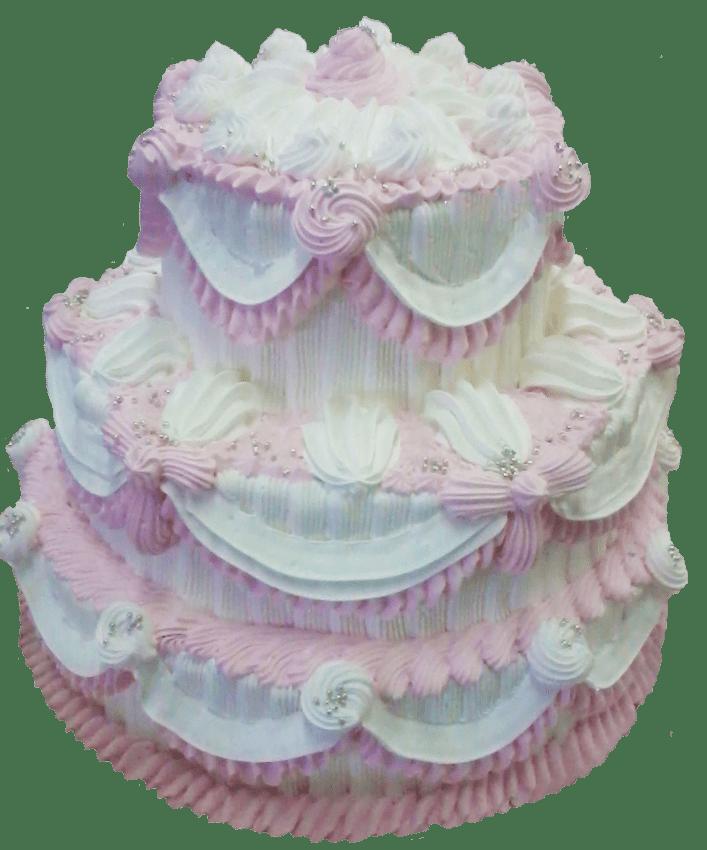 Торт свадебный-57 1