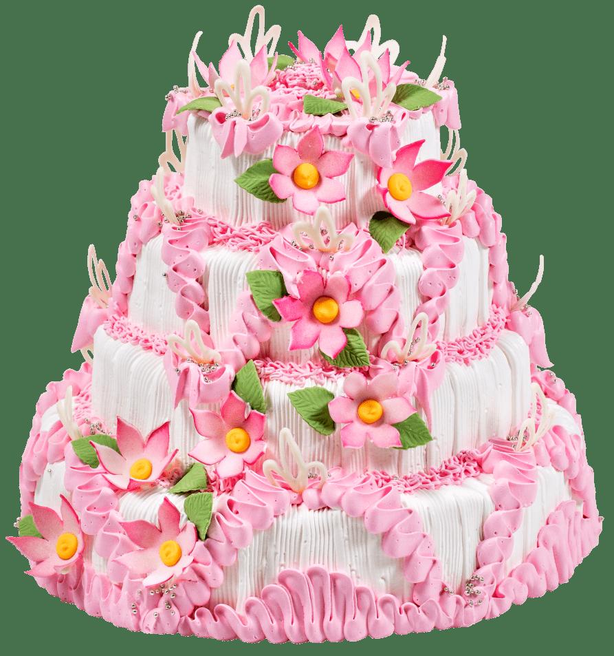 Торт свадебный-52 1