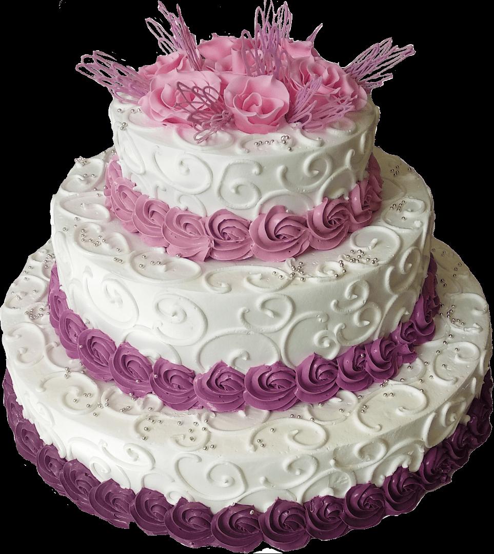 Торт свадебный-6 1