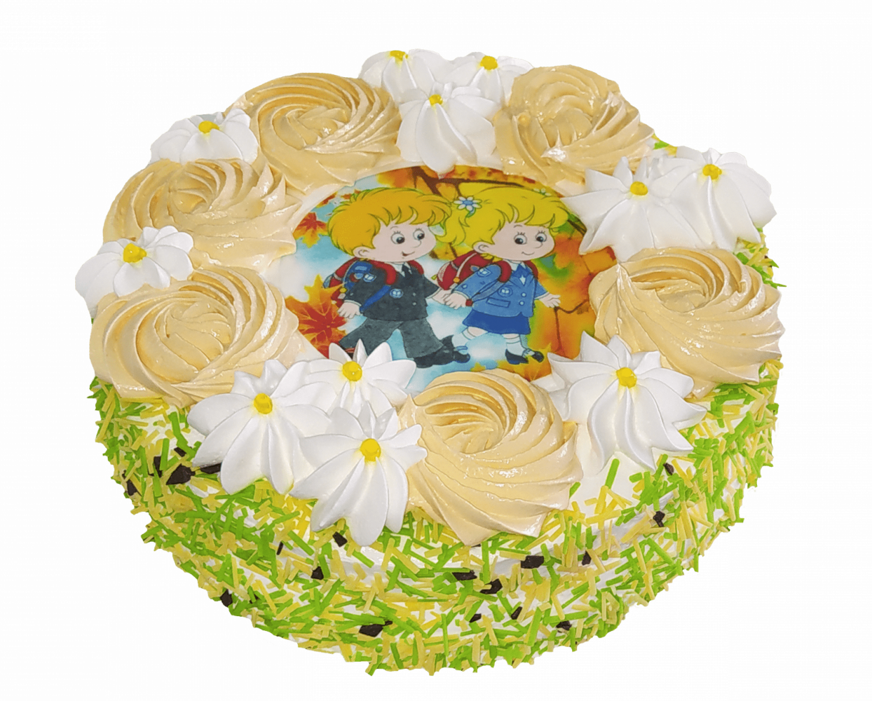 """Торт """"1 Сентября"""" 4"""