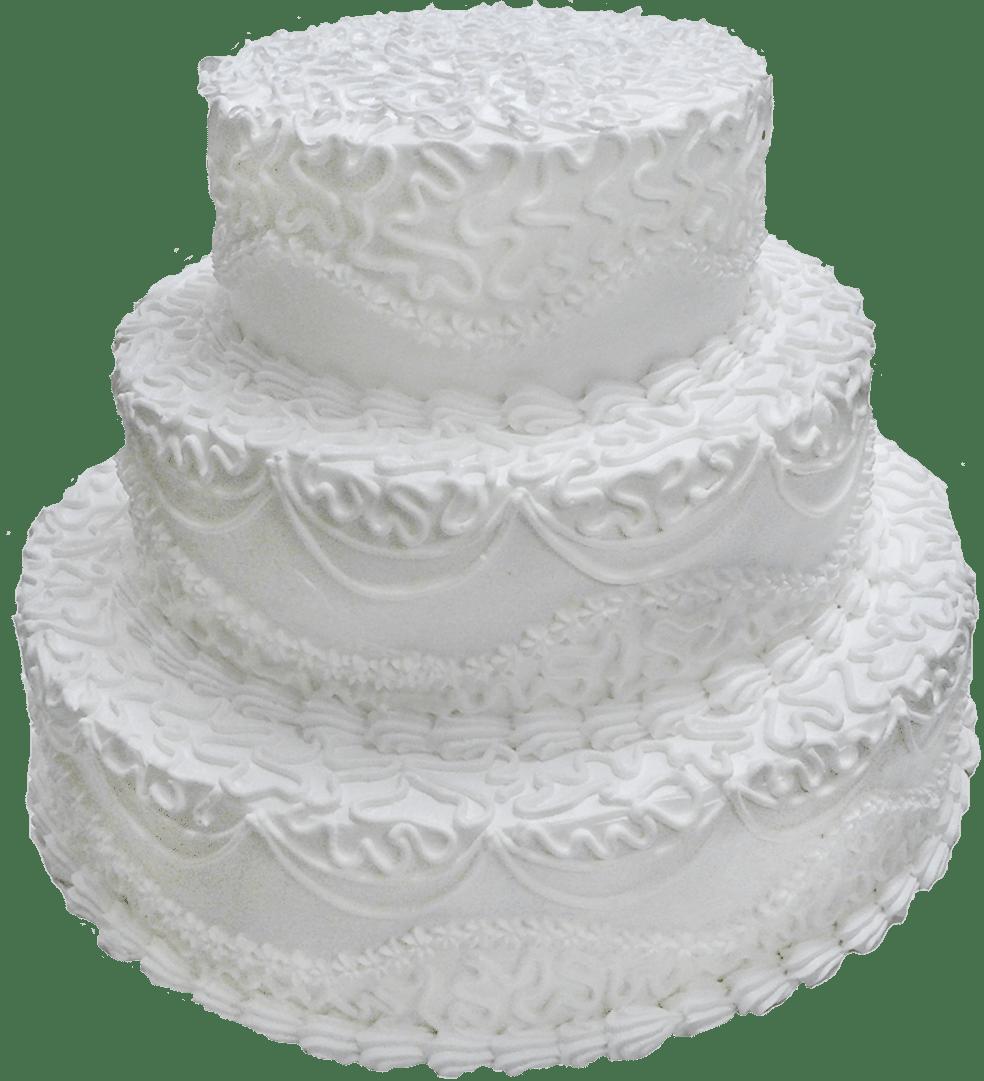 Торт свадебный-3 1