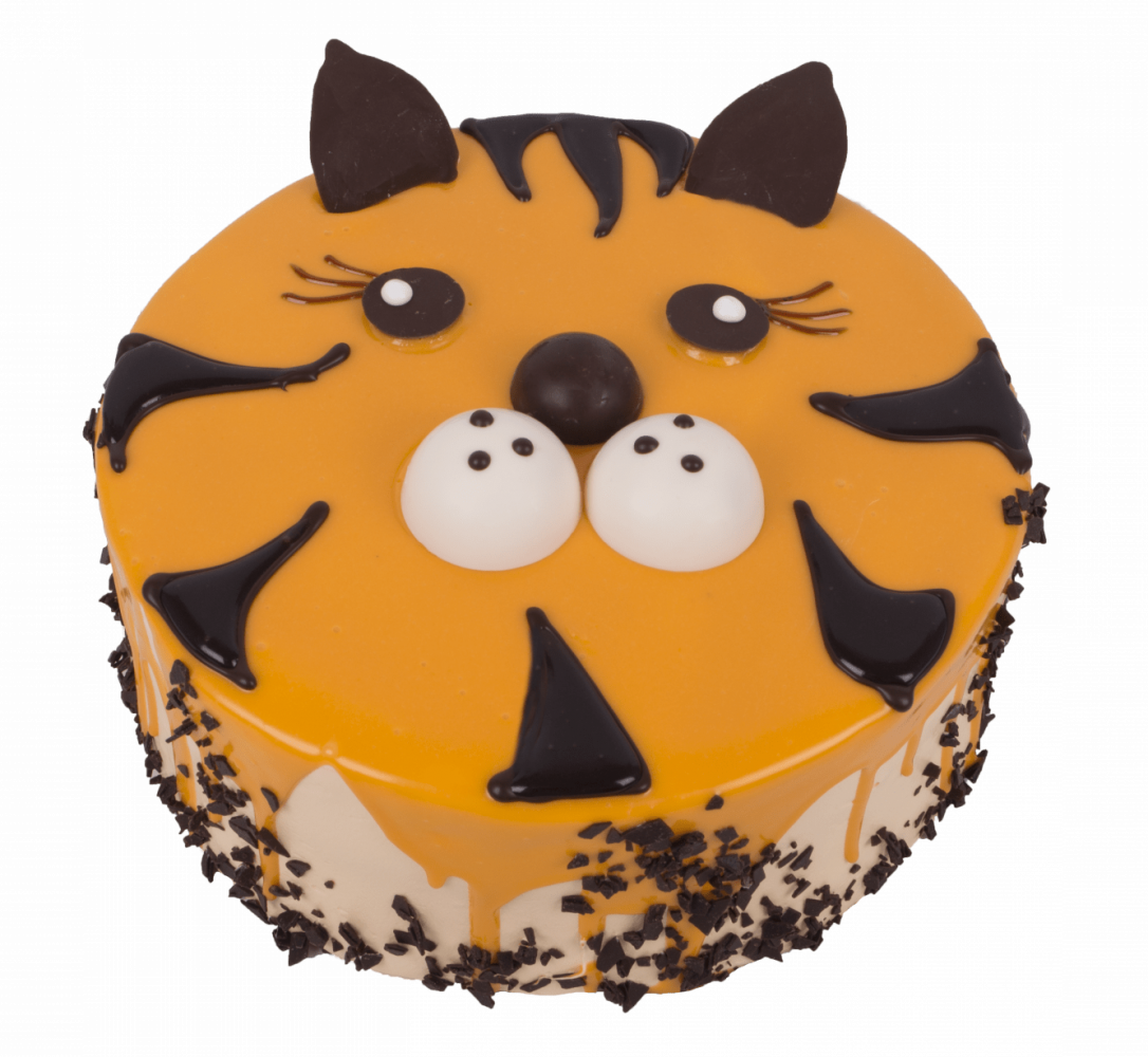 Торт Тигрёнок 1