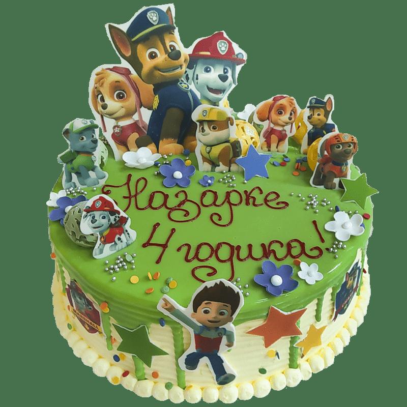 Торт детский-147 1