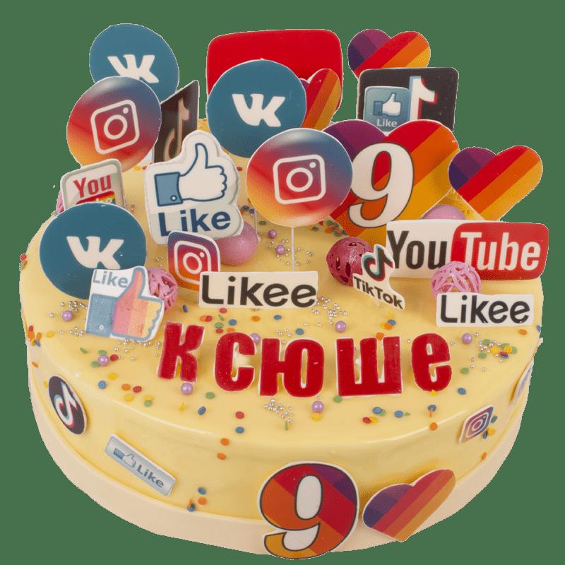 Торт детский-153 1