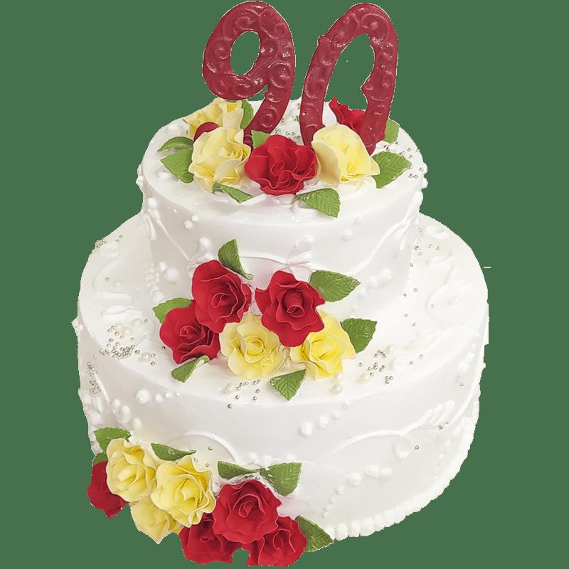 Торт свадебный-70 1