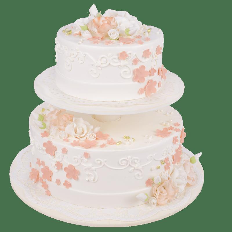 Торт свадебный-69 1