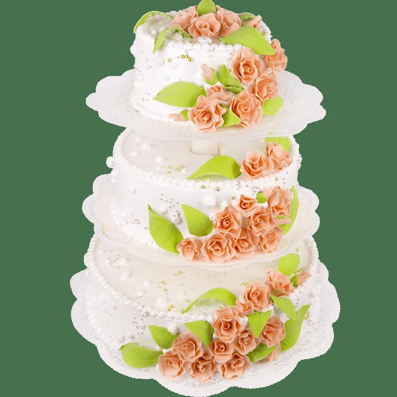 Торт свадебный-67 1