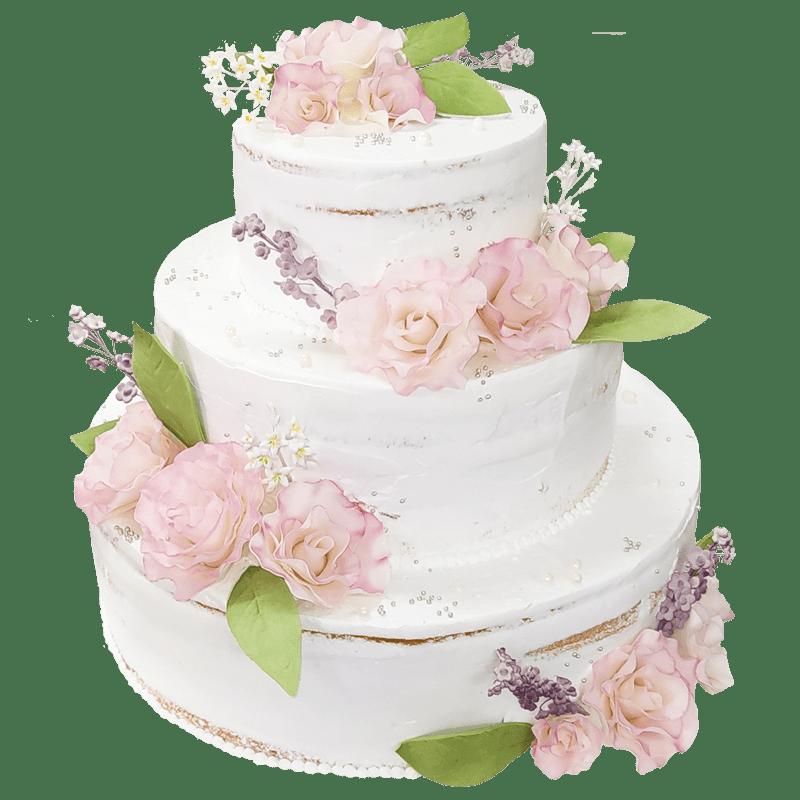 Торт свадебный-71 1