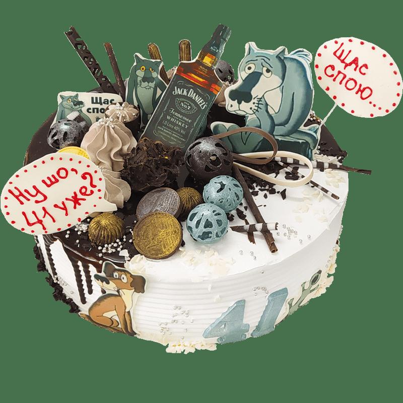 Торт праздничный-153 1