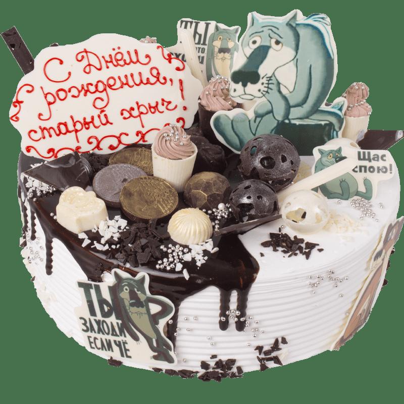 Торт праздничный-146 1