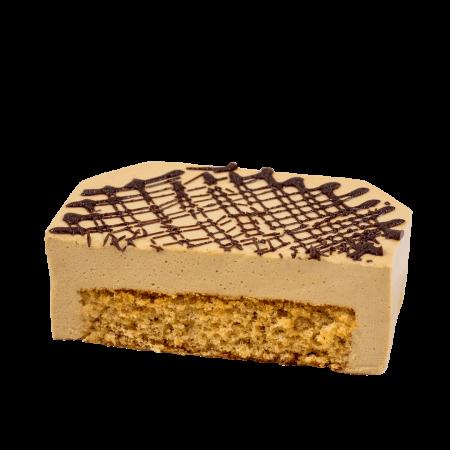 Десерт Лучиано карамельный кусочек