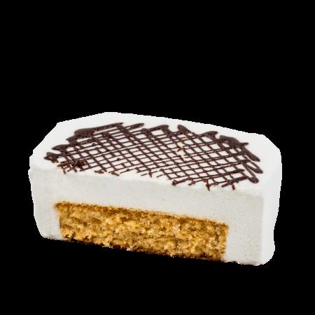Десерт Лучиано молочный кусочек