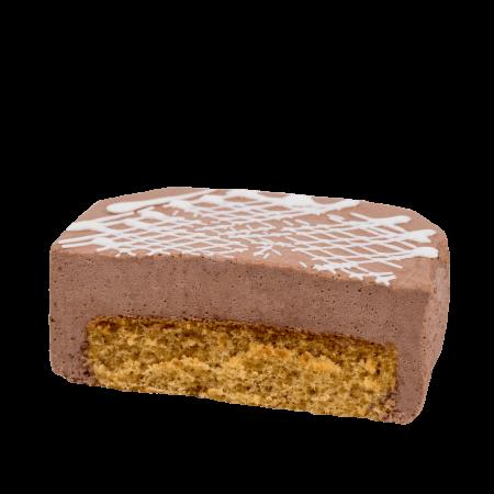 Десерт Лучиано шоколадный кусочек
