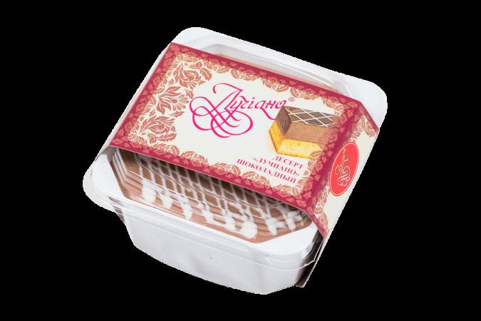 Десерт Лучиано шоколадный