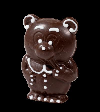Фигурка из кондитерской глазури Медвежонок