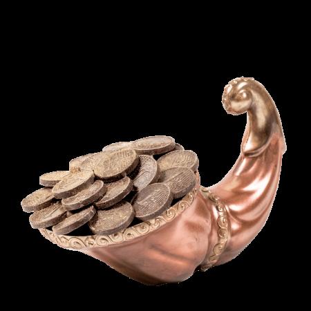 Фигурка из кондитерской глазури Рог изобилия