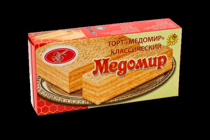 Торт Медомир классический