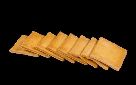 Печенье сдобное со вкусом грибов
