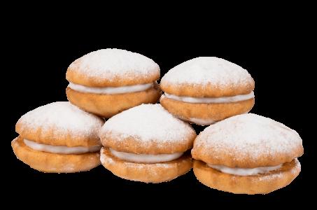 Печенье сдобное со вкусом йогурта