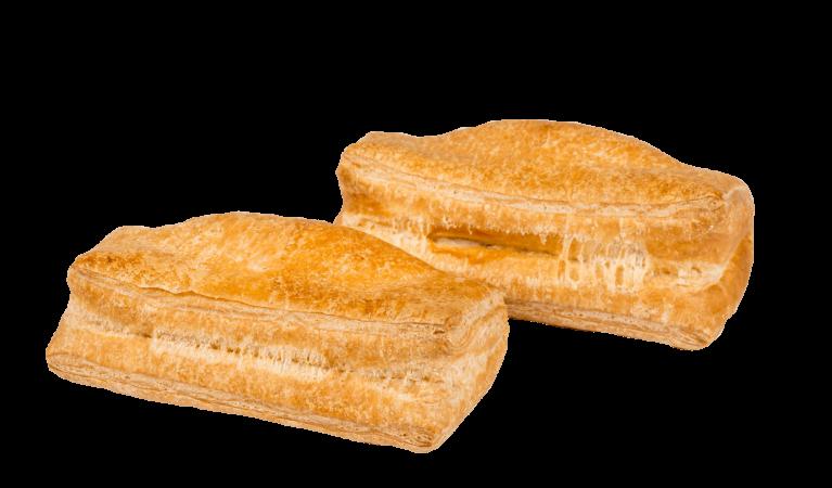Пирожки слоеные с капустой