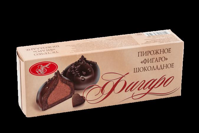 Пирожное Фигаро шоколадное (2)