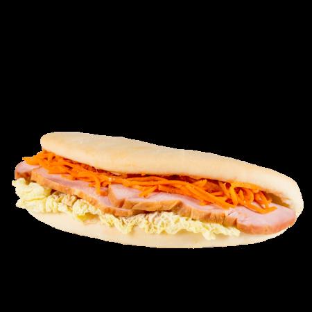 Сандвич Пикантный к завтраку