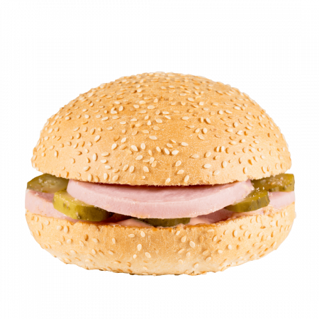 Сандвич с ветчиной