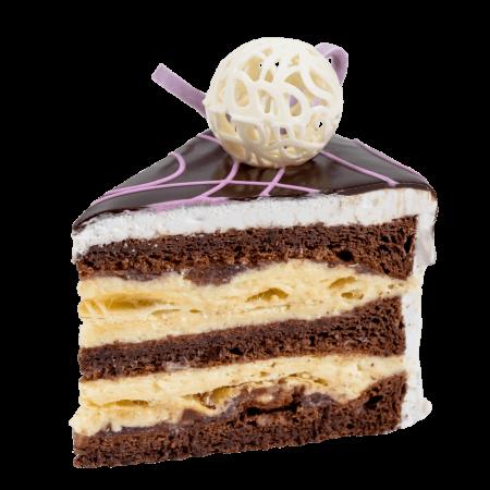 Торт Богема кусочек-min