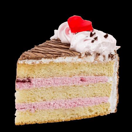 Торт Дарина кусочек