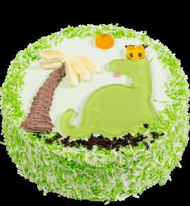 Торт Динозаврик