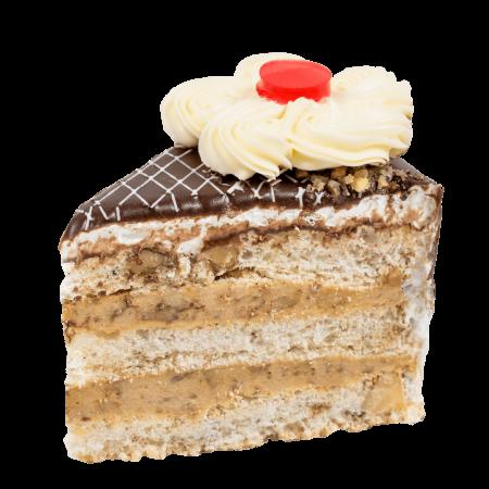 Торт Грильяжный кусочек
